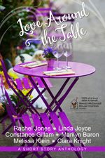 Love Around the Table -- Connie Gillam